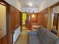 vstupní hala - apartmán ubytování Vracov