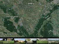 mapa google earth s okolím