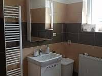 koupelna v přízemí - Dražůvky