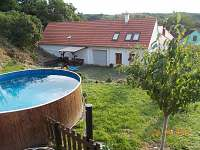Chalupa ubytování v obci Pavlice