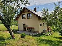 Chata - ubytování Dobrkovice