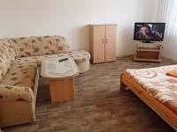 Dvoulůžkový pokoj s přistýlkou