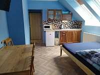 Modrý apartmán - pronájem Klentnice