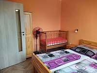 Oranžový apartmán - k pronájmu Klentnice