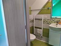 Zelený apartmán - pronájem Klentnice