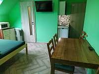 Zelený apartmán - k pronájmu Klentnice