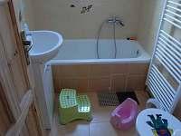 Amálka koupelna s vanou