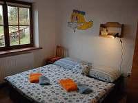 Amálka - pokoj pro 5 ti člennou rodinu
