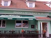 Penzion na horách - okolí Bořetic