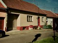Chata k pronájmu - okolí Dolních Věstonic