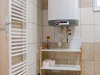 Koupelna v 1. patře - Drnholec