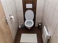 WC v 1. patře - Drnholec