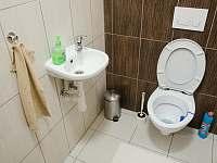 WC v 2. patře - Drnholec