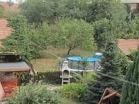 Dvorek a zahrada