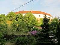 Rodinný dům na horách - dovolená Slovácko rekreace Čejkovice