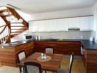 kuchyně - pronájem apartmánu Sedlec u Mikulova
