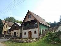 Chaty a chalupy Pavlovské vrchy na chatě k pronajmutí - Perná