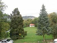 Fotbalové hřiště u chaty