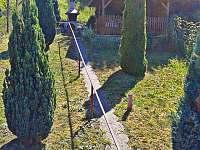 Zahrada s altánkem