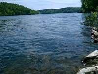 ubytování Vranovská přehrada Chata k pronajmutí