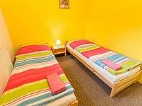Pokoj č. 1 ložnice