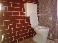 WC v patře