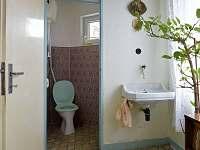 WC v přízemí