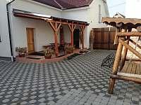 Chalupa k pronajmutí - dovolená na Jižní Moravě