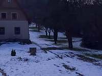Zima na Chajdalupce - Javorník