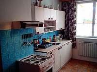 Společné prostory, kuchyně