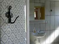 takto náš vinný sklep vidí naši hosté - jedna z koupelen :-) - chalupa k pronajmutí Dolní Bojanovice