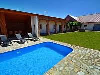 Apartmán na horách - dovolená Bazén Hrušovany nad Jevišovkou rekreace Hrabětice