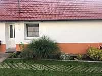 Dvorek - chalupa ubytování Hlohovec