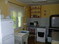 chata Štítary - Kuchyň