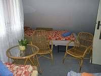 chata Štítary - Ložnice 1