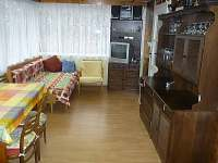 chata Štítary - Obývací místnost