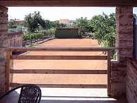 Ubytování Na dvorku - pronájem apartmánu - 7 Šakvice