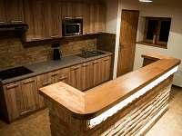 kuchyň ve společenské místnosti - ubytování Velké Pavlovice