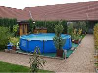 bazén, finská koupací káď, infrasauna - Šanov