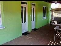 vchod do pokoje č.4 a č.5 - Šanov