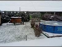 zimní pohoda - ubytování Šanov