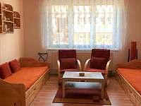 Pokoj 2 - chalupa ubytování Němčičky