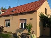 ubytování Kuchařovice na chalupě