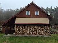 Chata u Lančovské zátoky - k pronájmu