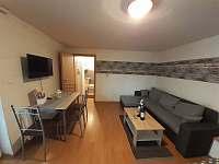 Apartmán LauMar 2 - obývací část - k pronajmutí Bzenec