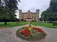 Bzenecký Zamecky park -