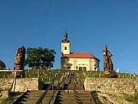 Kaple sv.Floriana a Šebestiána Bzenec - apartmán k pronájmu