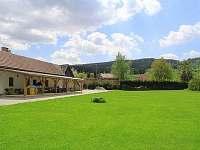 Chalupa k pronájmu - dovolená Koupaliště Bystřice nad Perštejnem rekreace Hodonín u Kunštátu