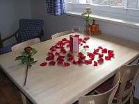 Svatební apartmán - k pronajmutí Tasov