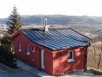 Chata ubytování v obci Skrchov